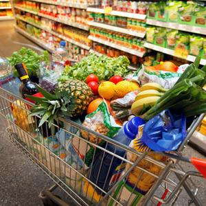 Магазины продуктов Верхнего Тагила