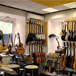 Музыкальные магазины Верхнего Тагила