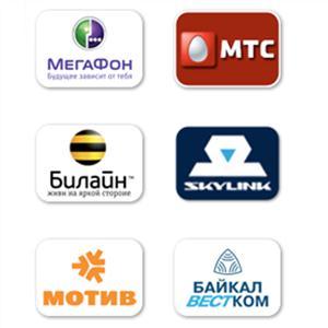 Операторы сотовой связи Верхнего Тагила