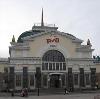 Железнодорожные вокзалы в Верхнем Тагиле