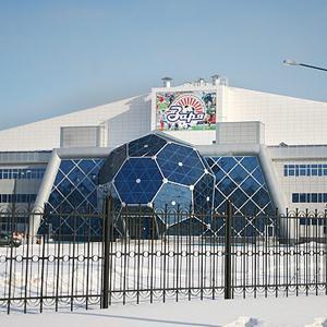 Спортивные комплексы Верхнего Тагила