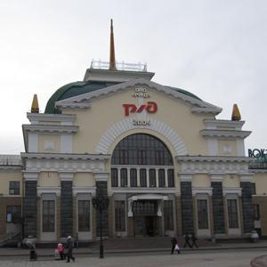 Железнодорожные вокзалы Верхнего Тагила